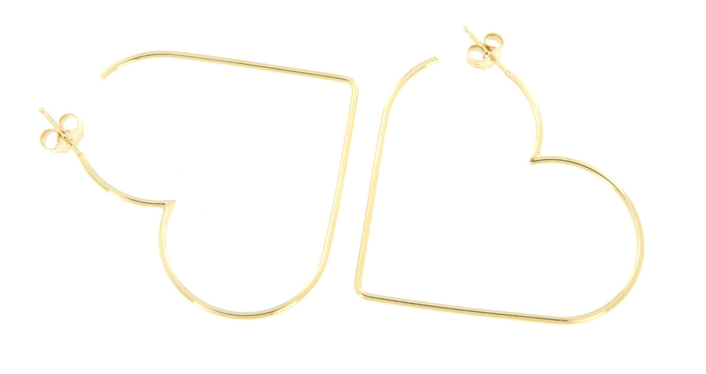Heart on Hoops - Shop Ludovica
