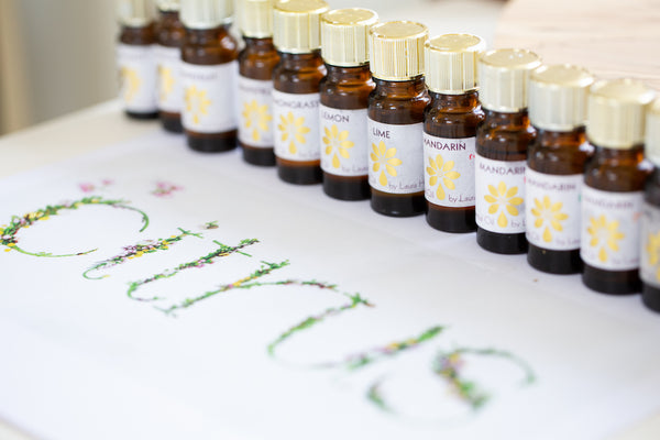 Natural Perfume & Aromatherapy Workshops - by request.
