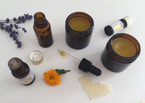 Botanical Balm Workshop