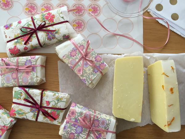 Botanical Alchemy - Soap Making - Flatford Mill, Suffolk, Aug 2020