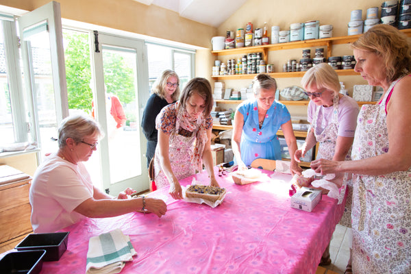 Botanical Alchemy - Soap Making - Suffolk, July 2020