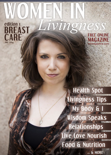 Women in Livingness Magazine - Edition 1, Breast Care.