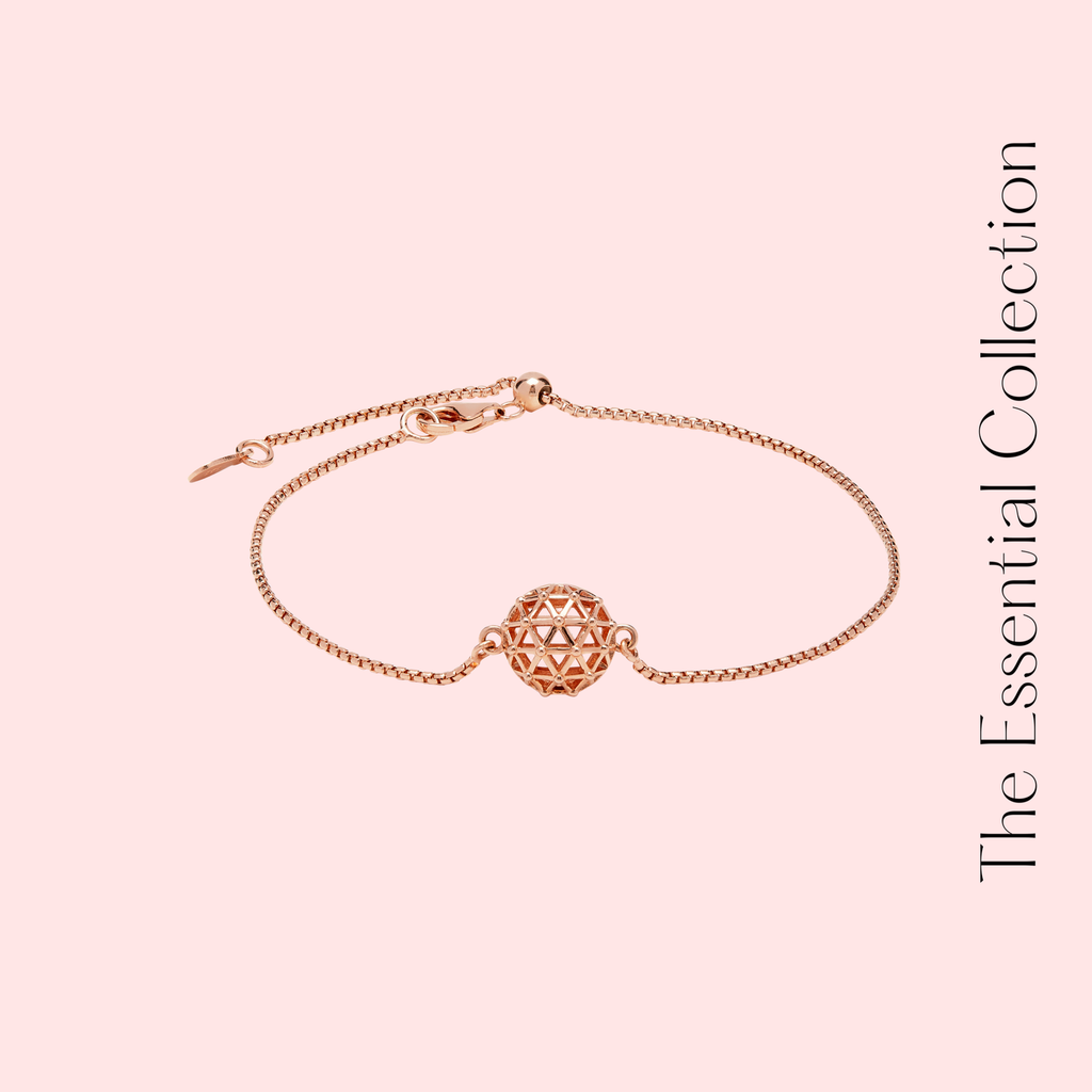 OYL'E London Classic Bracelet - ROSE GOLD