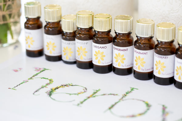 Plant to Perfume - Online Aromatherapy Workshop - November 2020