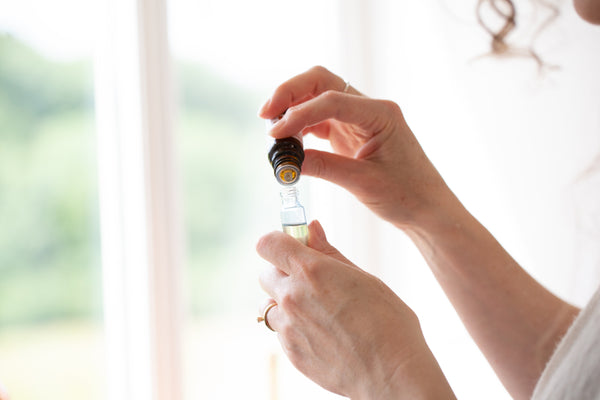 Private Aromatherapy Consultation & Bespoke Blend Session