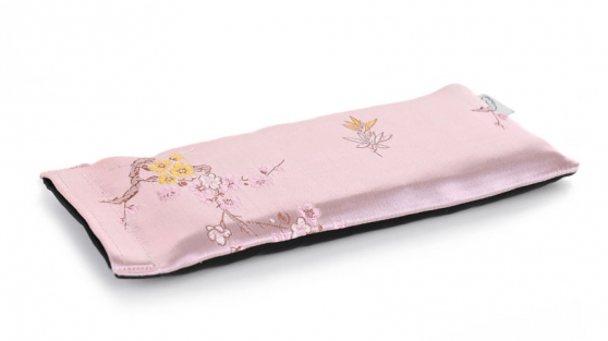 Feather Light Healing Eye Pillow - Blossom Pink