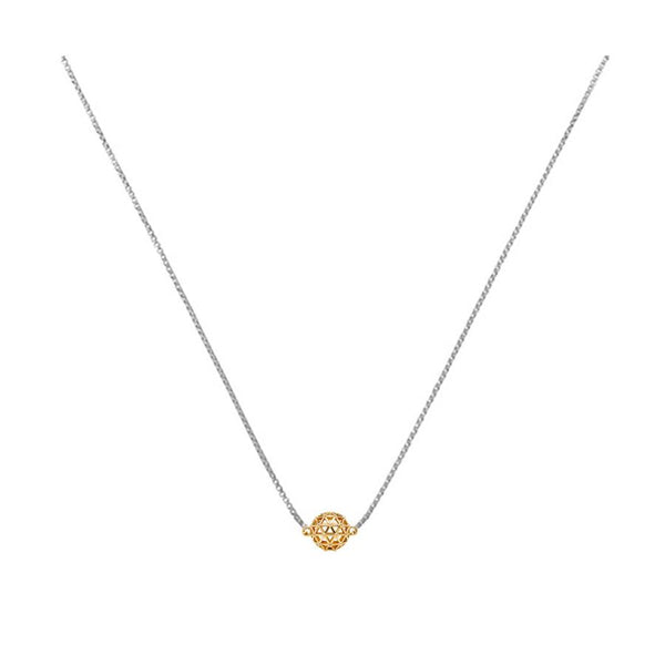 OYL'E LUXE Aromatherapy Essential Oil Diffuser Mini OYL'E Gold Necklace