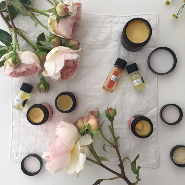 Botanical Alchemy - Natural Skin Care & Aromatherapy Course - Scotland, May 2020