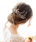 bridal hair vine accessory