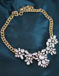 """ANGELICA"" Vintage Style Necklace"