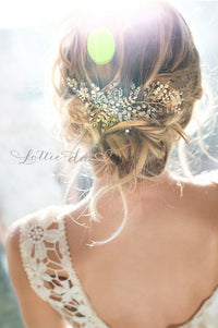 'ZOYA' Boho Headpiece