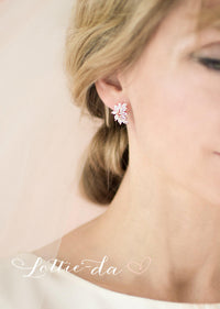 'KASIA SMALL' Art Deco Earrings