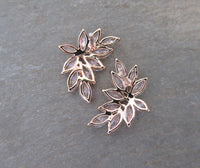 'KASIA SMALL' Vintage Style Art Deco Earrings