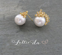 'ADENA' Vintage Style Earrings