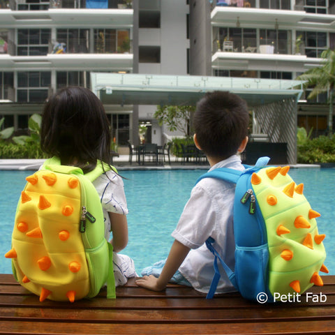 Petit Fab KinderBrands Nohoo 3D Spikes Backpack