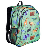 Wildkin Olive Kids Wild Animals Sidekick Backpack