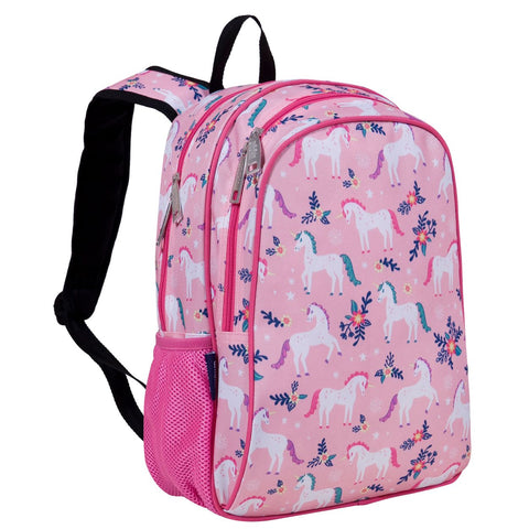 Wildkin Olive Kids Magical Unicorns Sidekick Backpack - Petit Fab