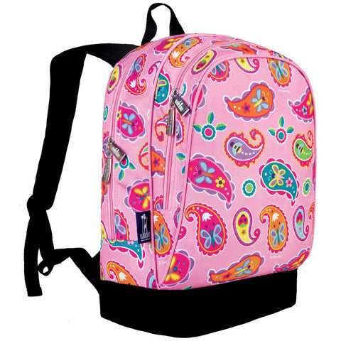 Wildkin Olive Kids Paisley Sidekick Backpack - Petit Fab Singapore