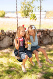Camelbak Eddy+ Kids Spill-Proof Water Bottle 0.4L - Unicorn Party - Petit Fab