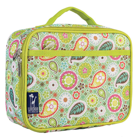 Wildkin Spring Bloom Lunch Box Bag [BPA-Free] - Petit Fab Singapore