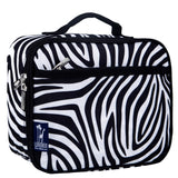 Wildkin Zebra Lunch Box Bag [BPA-Free] - Petit Fab Singapore