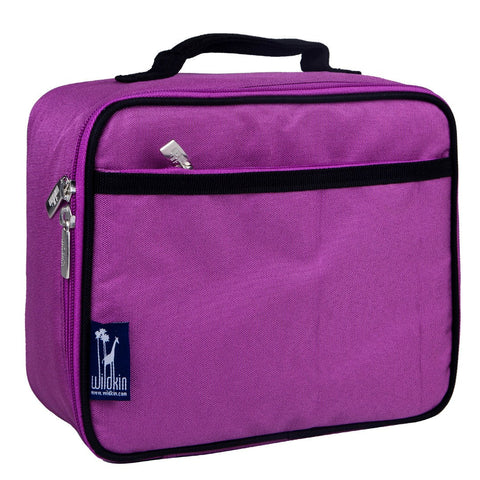 Wildkin Orchid Lunch Box Bag [BPA-Free] - Petit Fab Singapore