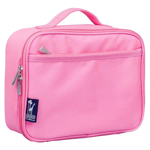 Wildkin Pink Flamingo Lunch Box Bag [BPA-Free] - Petit Fab Singapore