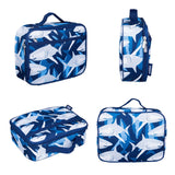 Wildkin Sharks Lunch Box Bag [BPA-Free]
