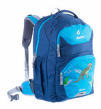 Deuter Genius Ergonomic Backpacks - Turquoise Dino - Petit Fab