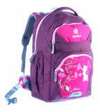 Deuter Genius Ergonomic Backpacks - Magenta Fairytale