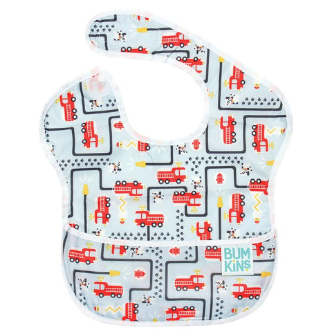 Bumkins Super Bib - Assorted Designs - Petit Fab