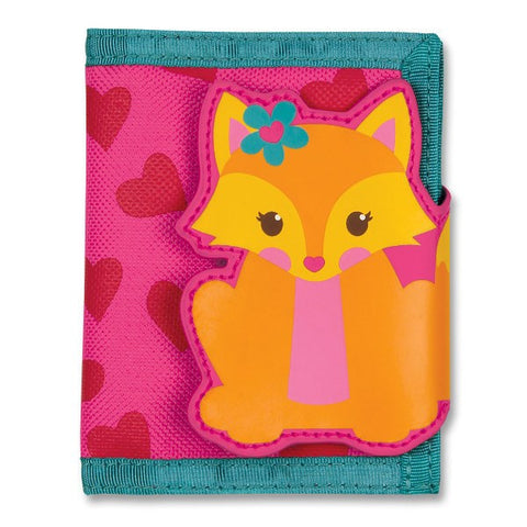 Stephen Joseph Kids' Wallet - Fox - Petit Fab Singapore