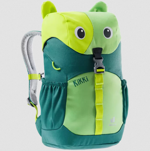 Deuter Kikki Children's Backpack - Avocado Alpine Green (2021 Design)