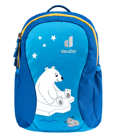 Deuter Pico Children's Backpack - Azure Lapis Polar Bear