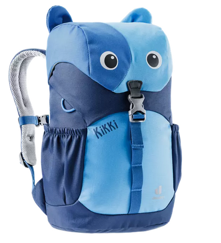 Deuter Kikki Children's Backpack - Coolblue Midnight (2021 Design)