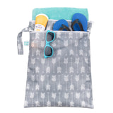 Bumkins 2-in-1 Wet/Dry Bag - Assorted Designs