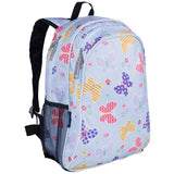 Wildkin Olive Kids Butterfly Garden Sidekick Backpack