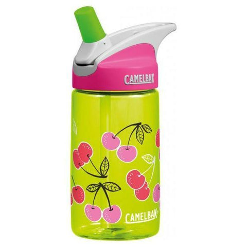 Camelbak Eddy Kids Water Bottles 0.4L - Cherries - Petit Fab Singapore