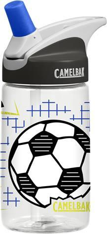 Camelbak Eddy Kids Water Bottle 0.4L - Goal - Petit Fab Singapore