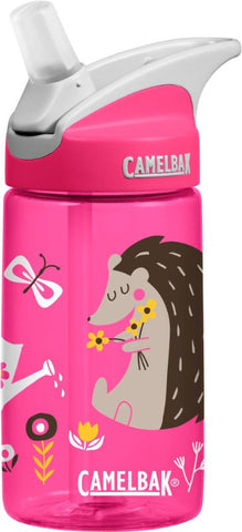 Camelbak Eddy Kids Water Bottle 0.4L - Hedgehogs - Petit Fab Singapore