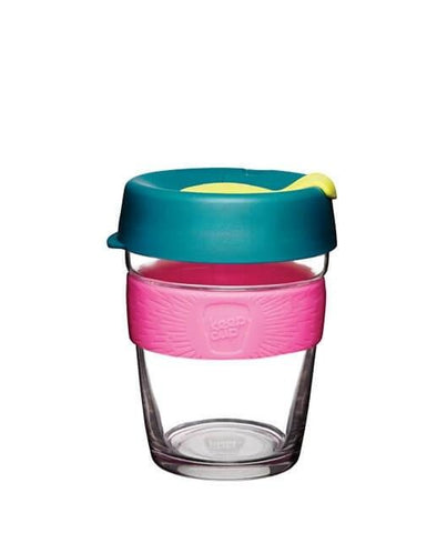KeepCup Brew Glass Reusable Coffee Cups (Medium) [Made in Australia]