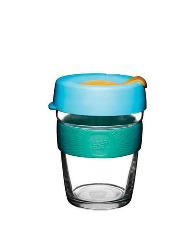 KeepCup Brew Glass Reusable Coffee Cups (Medium) [Made in Australia] - Petit Fab Singapore