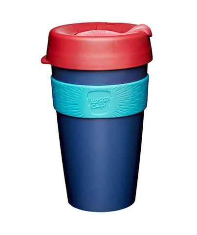 KeepCup Original Plastic Reusable Coffee Cups (Large) [Made in Australia]