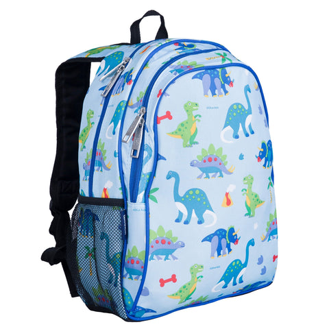 Wildkin Olive Kids Dinosaur Land Sidekick Backpack - Petit Fab Singapore