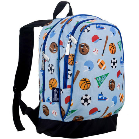 Wildkin Olive Kids Game On Sidekick Backpack - Petit Fab Singapore