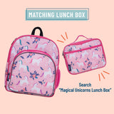 Wildkin Magical Unicorns Pack 'n Snack Backpack - Petit Fab