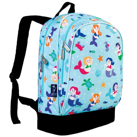 Wildkin Olive Kids Mermaids Sidekick Backpack - Petit Fab Singapore