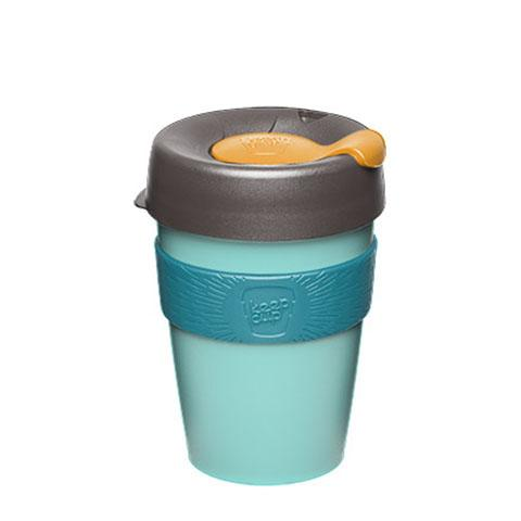 KeepCup Original Plastic Reusable Coffee Cups (Medium) - We, The Eco-Warriors Of Singapore - Petit Fab Singapore