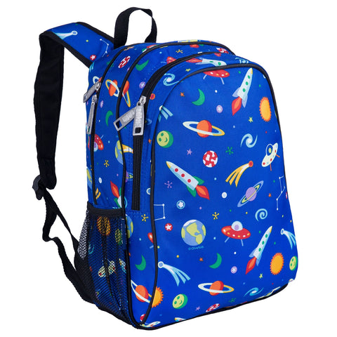 Wildkin Olive Kids Out Of This World Sidekick Backpack - Petit Fab Singapore