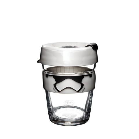 KeepCup Star Wars Brew Glass Reusable Coffee Cups [Made in Australia]